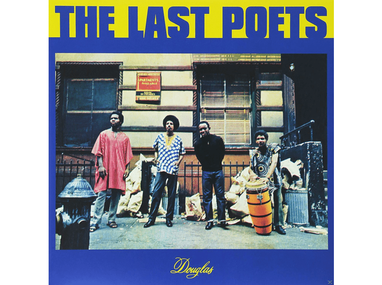 The Last Poets - The Last Poets [Vinyl]