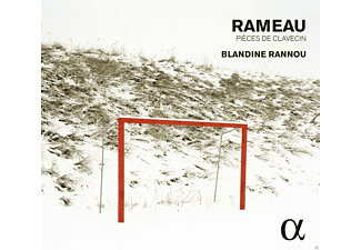 Blandine Rannou - Pieces De Clavecin  - (CD)