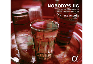 Les Witches - Nobody's Jig  - (CD)