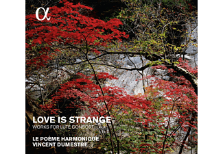 Vincent Dumestre, Le Poeme Harmonique - Love Is Strange-Lautenlieder  - (CD)
