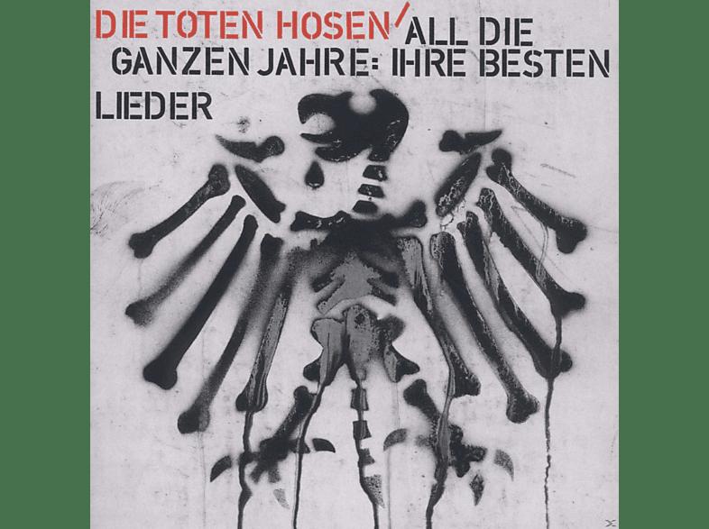 Die Toten Hosen - All die ganzen Jahre - Ihre besten Lieder (Best Of) [CD]