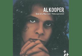 Al Kooper - Soul Of A Man: Live  - (CD)