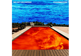 Red Hot Chili Peppers - CALIFORNICATION [CD]