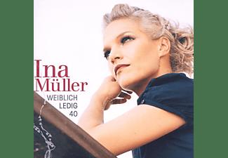 Ina Müller - Ina Müller - Weiblich. Ledig. 40.  - (CD)