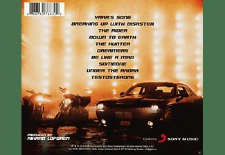 Mustasch - Testosterone  - (CD)