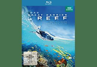 Das Great Barrier Reef - Naturwunder der Superlative Blu-ray