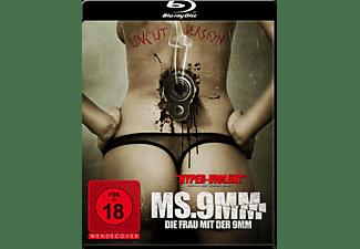 Kaliber 9 / MS.9MM - Die Frau mit der 9MM Blu-ray