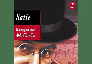 Ciccolini Aldo - Oeuvres Pour Piano  - (CD)