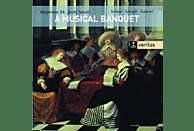 Hespérion XX, SAVALL/HESPERION XX - A Musical Banquet [CD]