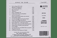VARIOUS - Taize: Sing To God [CD]