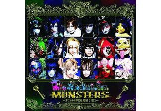 Inc. Mix Speaker's - Monters-Junk Story In My Pocket - (CD + DVD Video)