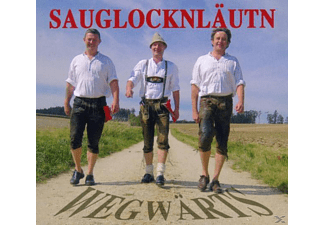 Sauglocknläutn - Wegwärts  - (CD)