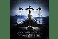Absztrakkt & Cr7z - Waage & Fische (2lp+Mp3) [LP + Download]