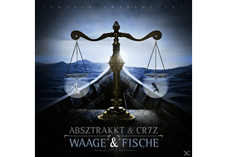 Absztrakkt & Cr7z - Waage & Fische (2lp+Mp3) - (LP + Download)