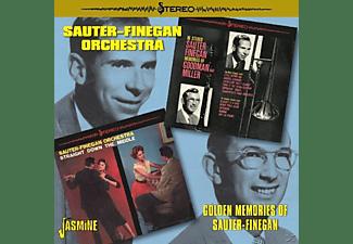 Sauter Finegan Orchestra - Golden Memories Of Sauter  - (CD)
