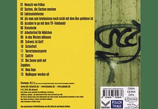 Nils Heinrich - Die Abgründe Des Nils (Live)  - (CD)