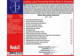 Dondalska/Wolak/Pecuszok/Kaczorowski/Rytel - Opera omnia religiosa vol.2  - (CD)