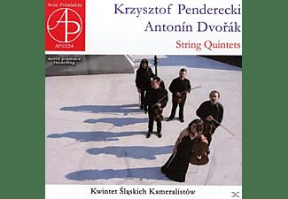 Kwintet Slaskich Kameralistow - Streichquintett und Streichquartett  - (CD)