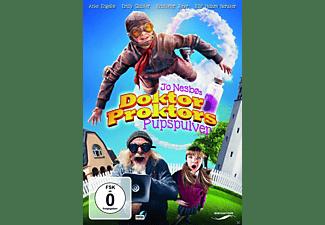 Doktor Proktors Pupspulver DVD