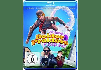 Doktor Proktors Pupspulver Blu-ray