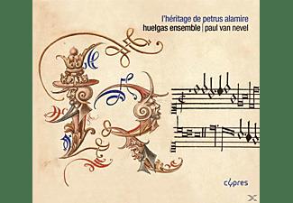 Huelgas Ensemble - L'heritage De Petrus Alamire  - (CD)