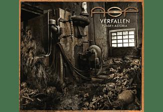 ASP - Verfallen Folge 1: Astoria  - (CD)