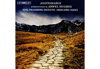 Royal Philharmonic Orchestra, Owain Arwel Hughes - Orchesterwerke - (CD)