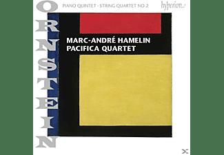 Marc-andré Hamelin, Pacifica Quartet - Klavier-Quintett/Streichquartett 2  - (CD)