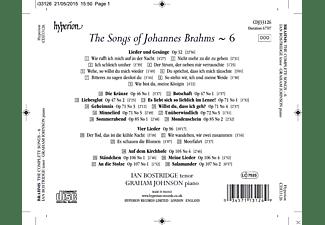 Ian Bostridge - Sämtliche Lieder Vol.6  - (CD)