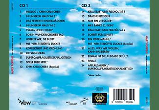 Das Orchester Der Vereinigten Bühnen Wien - Mary Poppins - Das Broadway Musical  - (CD)