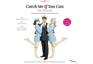 Original Cast Dresden - Catch Me If You Can  - (CD)