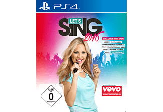Let's Sing 2016 - [PlayStation 4]