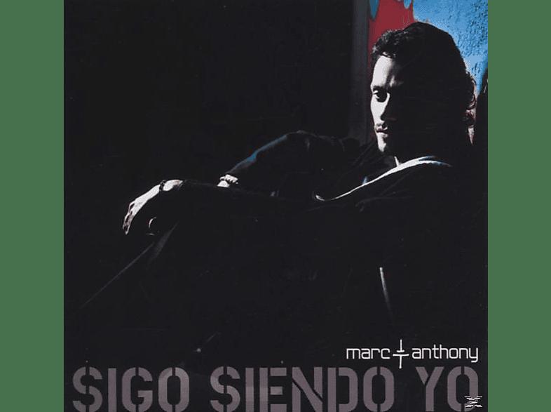 Marc Anthony - SIGO SIENDO YO [CD]