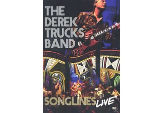 The Derek Trucks Band - Songlines Live! - (DVD)