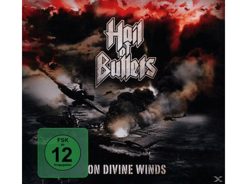 Hail Of Bullets - On Divine Winds [Cd+dvd] [DVD]