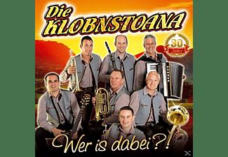 Die Klobnstoana - Wer is dabei?! 30 Jahre  - (CD)