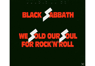 Black Sabbath - We Sold Our Soul For Rock'n'roll (Jewel)  - (CD)