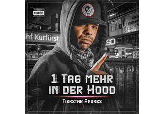 Tierstar Andrez - 1 Tag Mehr In Der Hood  - (CD)