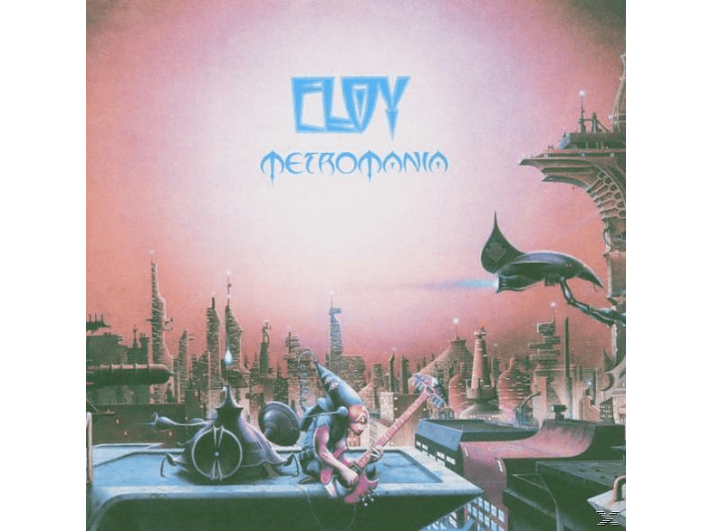 Eloy - Metromania-Remaster [CD]