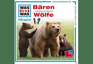 Was Ist Was - Folge 20: Bären Wölfe  - (CD)