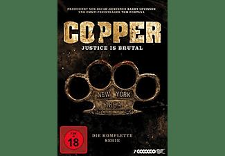 Copper - Justice is brutal. Die komplette Serie DVD