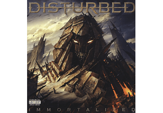 Disturbed - Immortailzed  - (Vinyl)