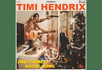 Timi Hendrix - 2 ZIMMER KÜCHE BONG  - (CD)
