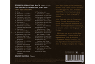 Glenn Gould - Jub Ed: Goldberg Variationen (1955 Mono Rec) [CD]