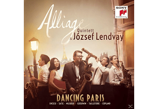 József Lendvay, Alliage Quintett - Dancing Paris - (CD)