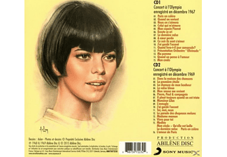 Mireille Mathieu - Live Olympia 67/69  - (CD)