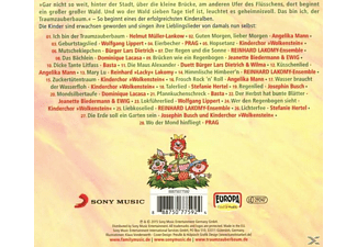 Reinhard Lakomy - Best Of Traumzauberbaum  - (CD)