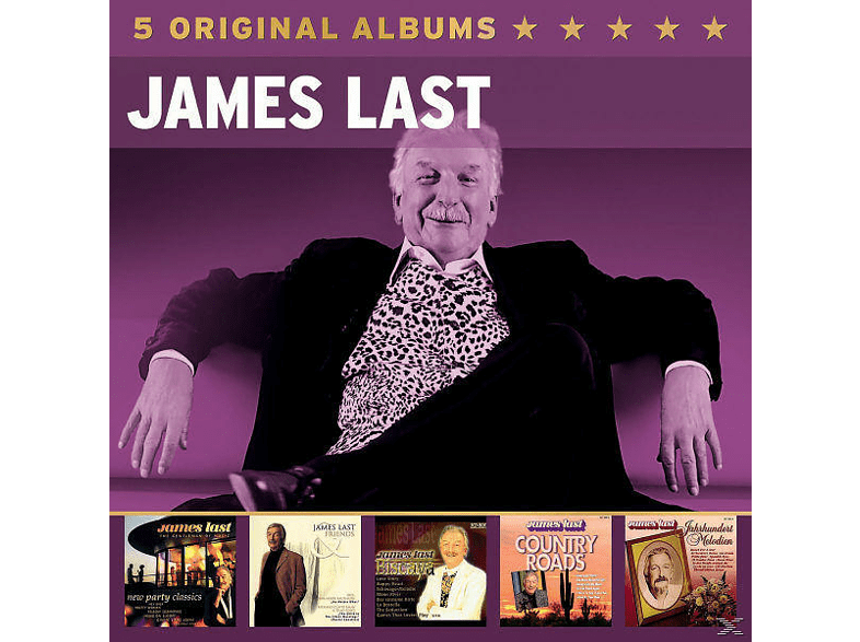 James Last - James Last - 5 Original Albums [CD]