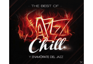 VARIOUS - The Best Of Jazz Chill  - (CD)