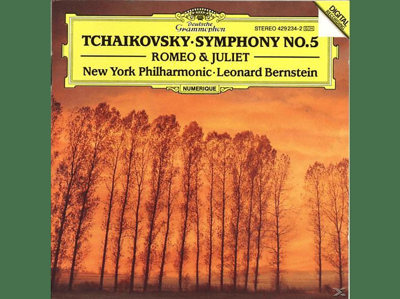 Bernstein - Sinf.5/Romeo & Julia/Fant.Ouv. [CD]